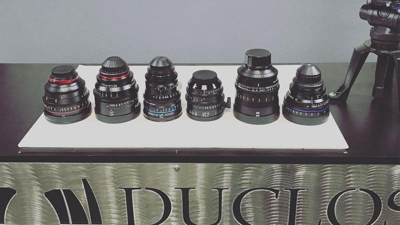 Duclos Lensesが5000ドル以下のシネプライムレンズを徹底比較