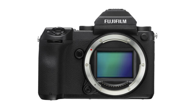 Fujifilm GFX 50S Video and Photo Camera Body Only Front