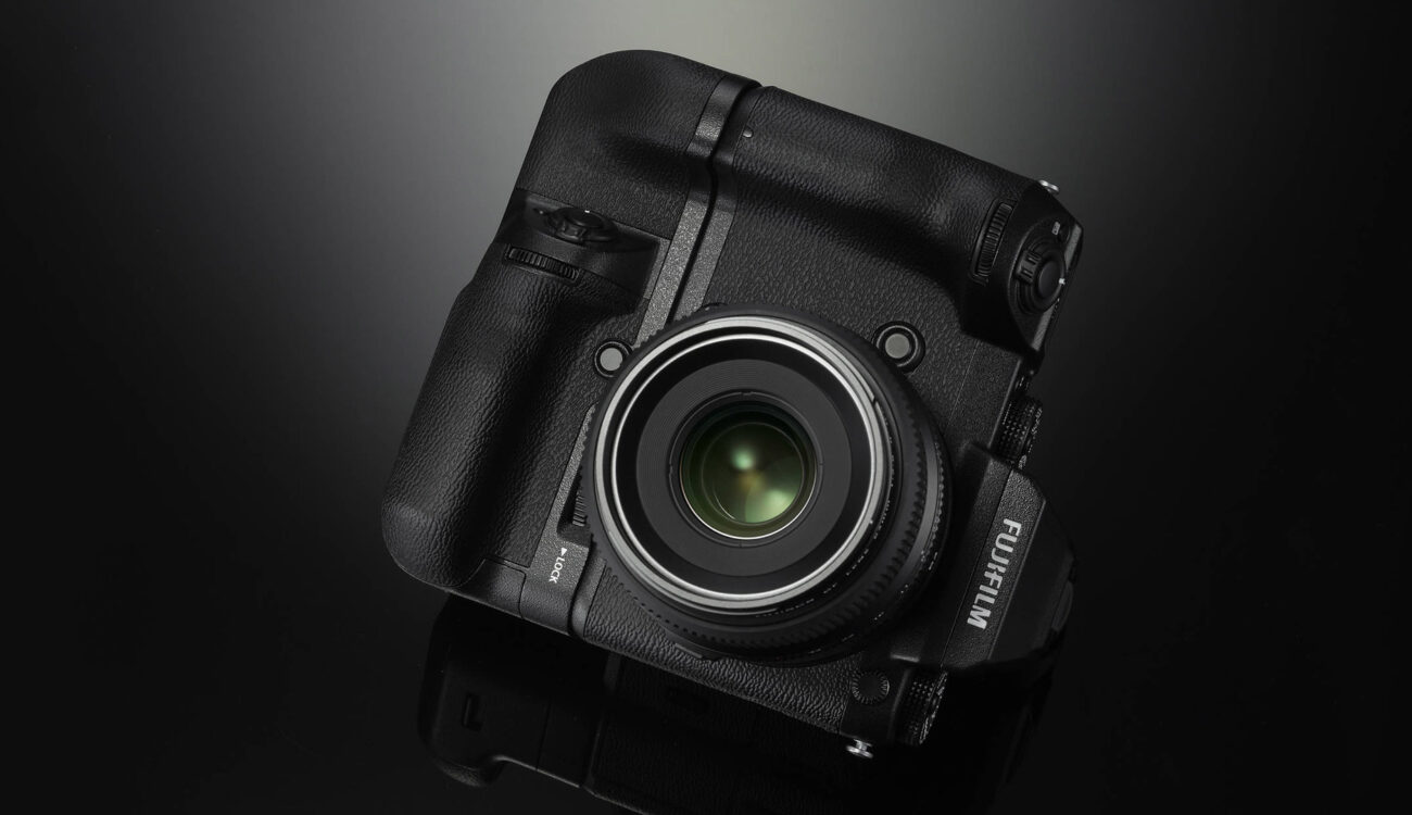 The Medium Format Fujifilm GFX 50S Camera is Finally Here and Shoots Video