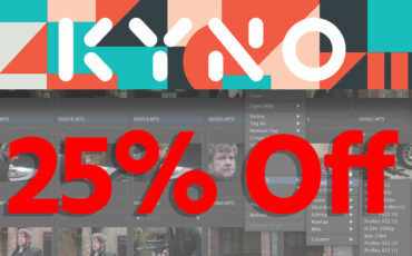 DEAL ALERT - 25% Off Kyno Software