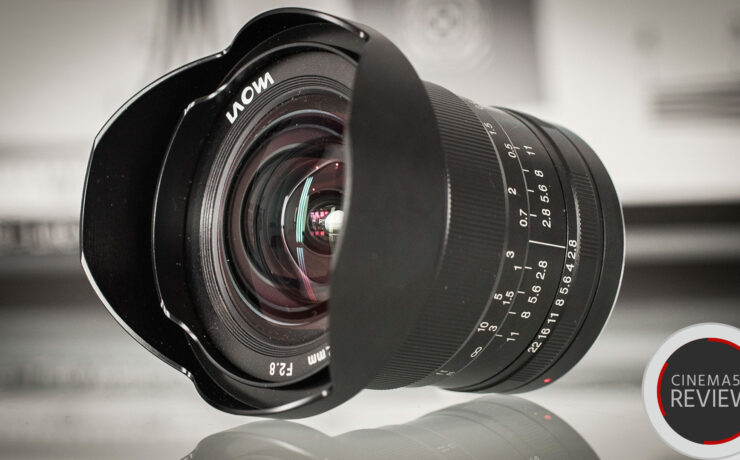 Laowa 12mm f/2.8 ZERO-D Full-Frame Lens - Hands-on Review and Comparison