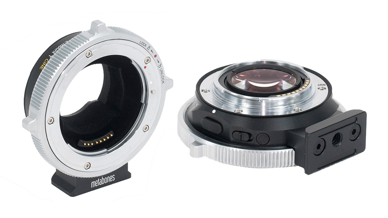 "Metabones Introduces New EF to E Adapters with ""CINE"" Locking Mechanism"
