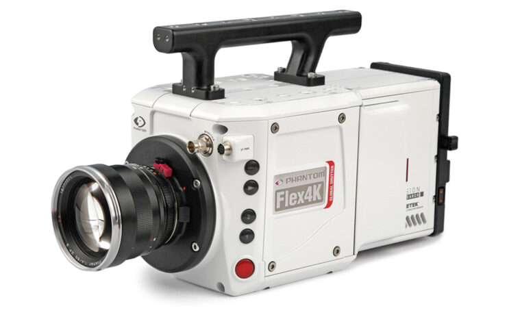 Vision Research introduces Phantom Flex 4K-GS with Global Shutter