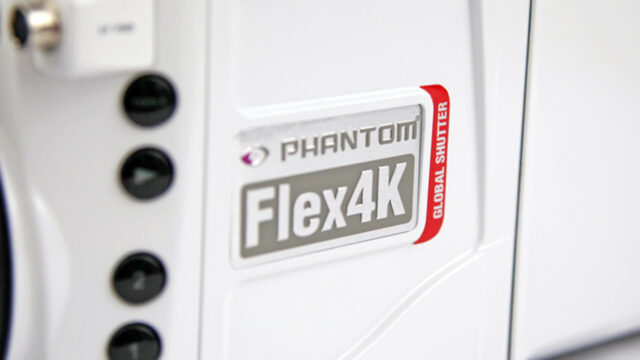 Phantom Flex 4K-GS