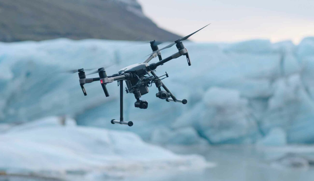 DJI Launches New Weather Resistant M200 Drone Series