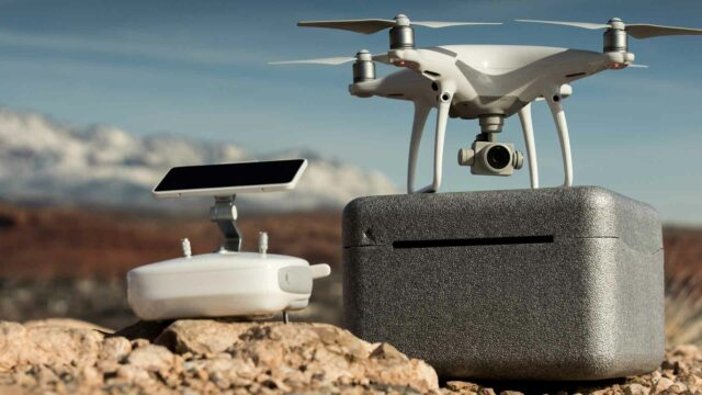 DJI Prevents Drone Flights Over Syria and Iraq