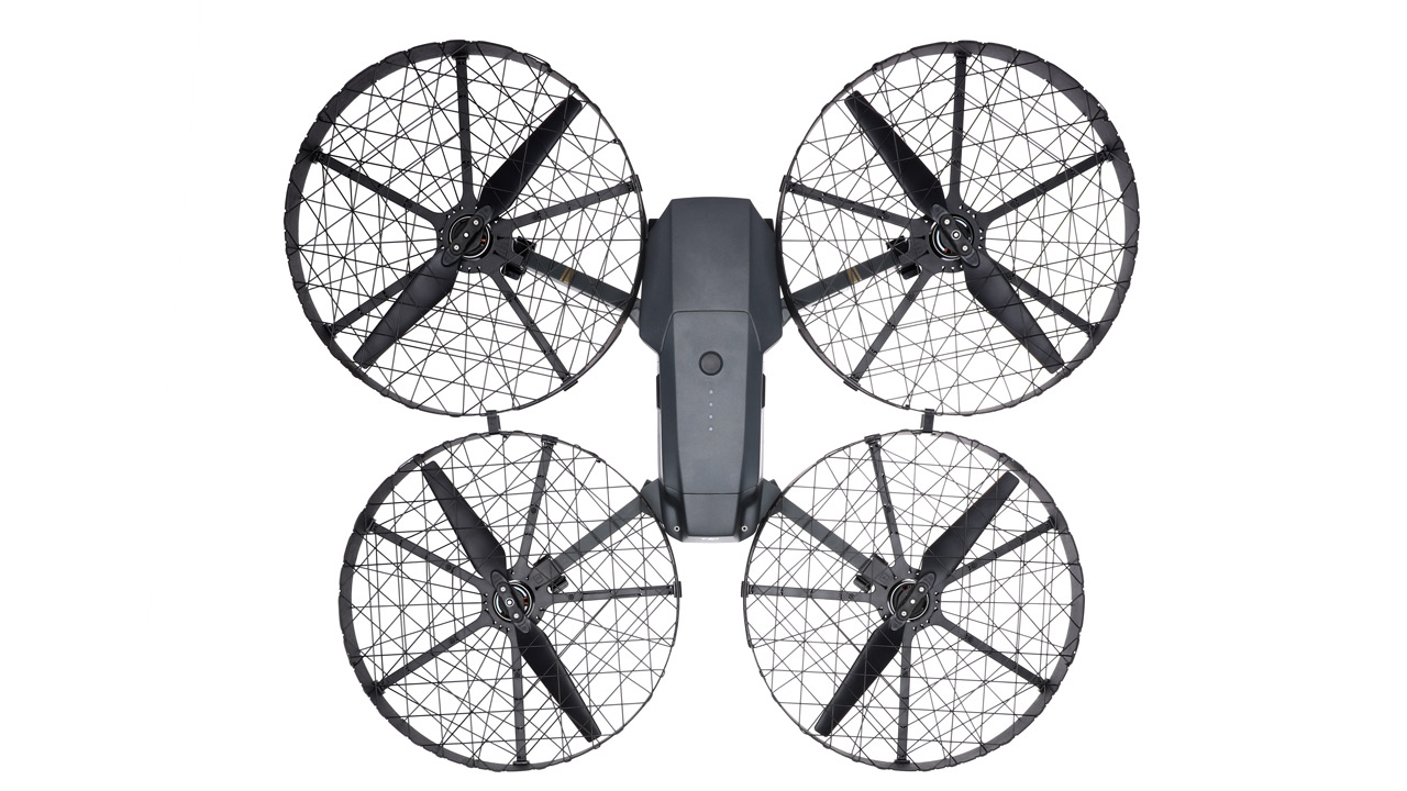 DJI Introduces Propeller Cage, NDs & Other Mavic Pro Accessories - Available Immediately