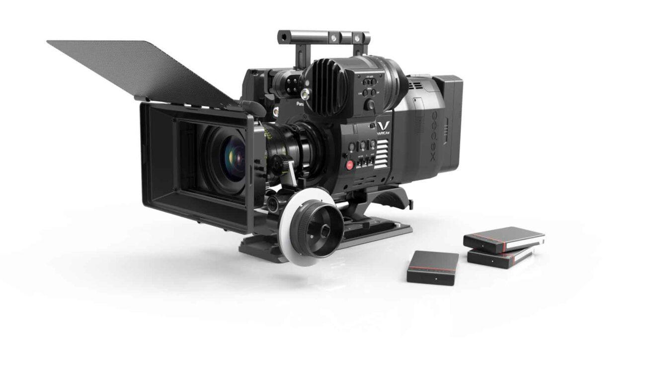 New Footage: Panasonic Varicam Pure - 4K Raw at 120fps