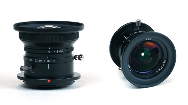 SLR Magic 8mm f/4