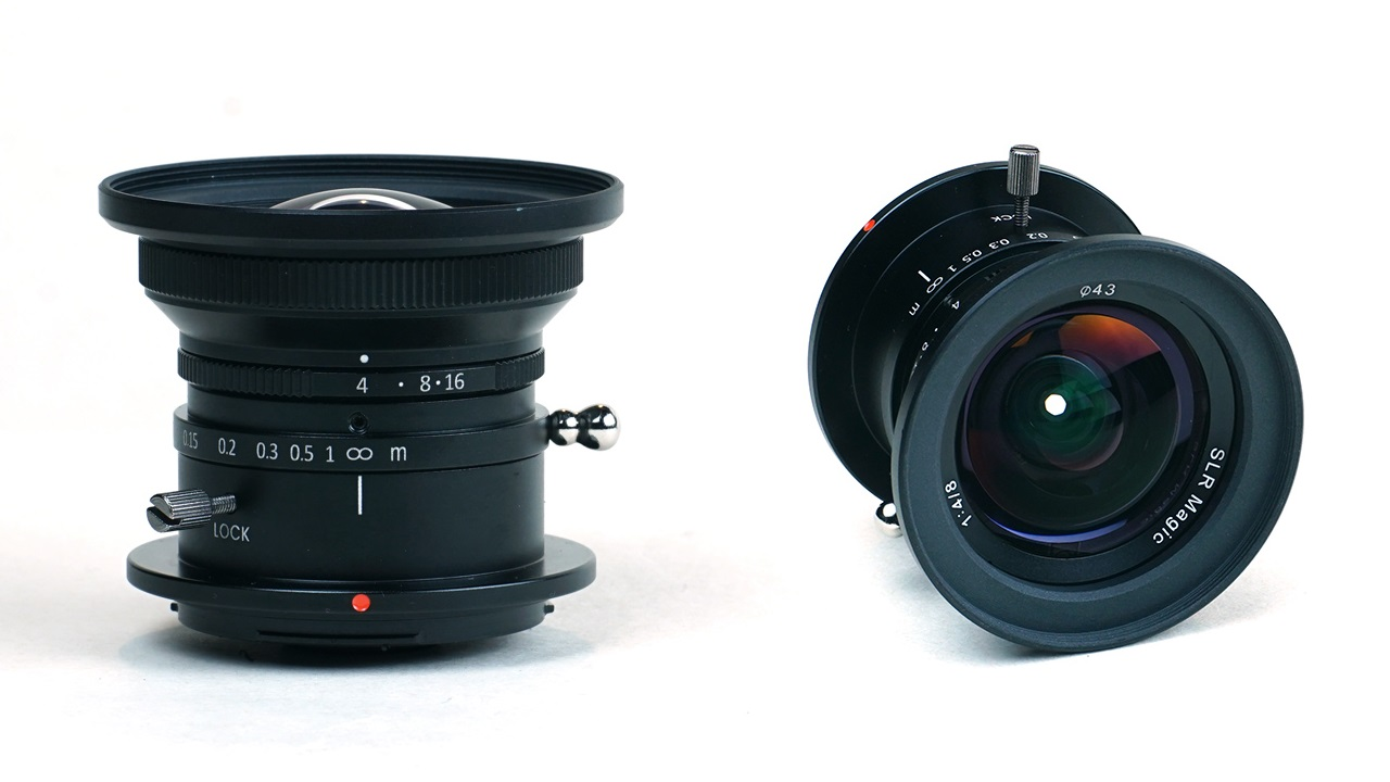 SLR Magic 8mm f/4 - New Extreme Wide Angle Lens for MFT
