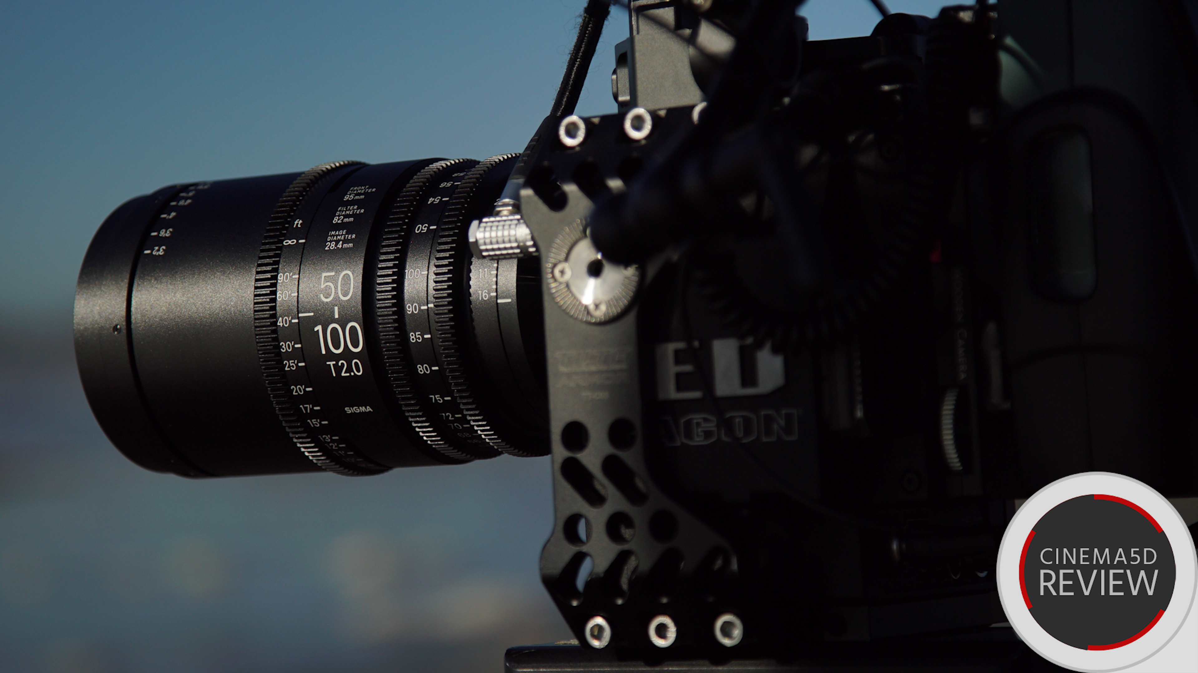SIGMA Cinema Zoom Lens Review: 18-35mm T2.0 and 50-100mm T2.0 | cinema5D