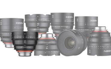 Rokinon XEEN 20mm Lens Announced