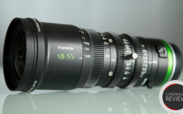 FUJINON MK18-55mm Technical Review - The New E-Mount Cine Zoom in the Lab