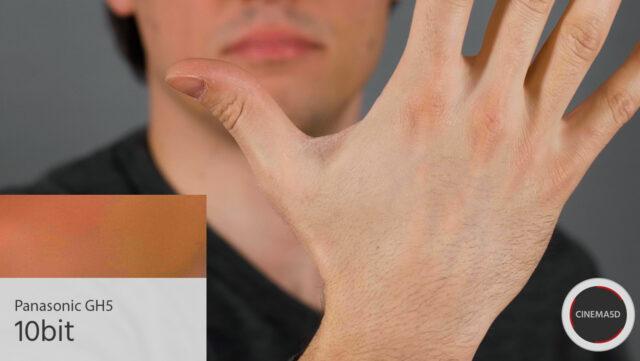 Panasonic GH5 Skin Tones - Minimal Grading, 10bit