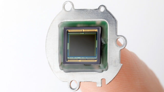 New High Speed CMOS Sensor for smartphones