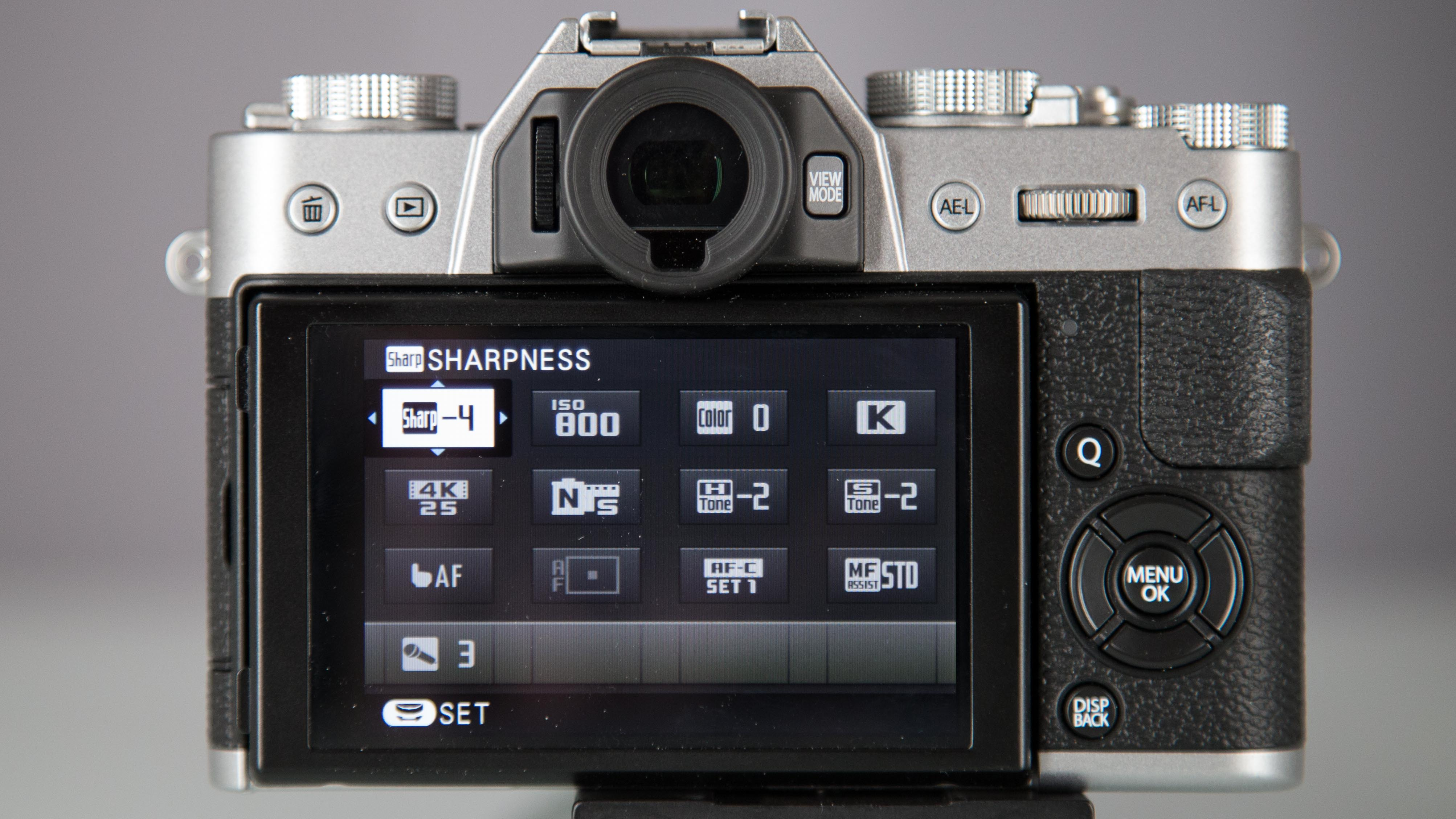 Fujifilm X T20 Review Real World Video Samples And First E3 Kit Xf 18 55mm Silver 35mm F2 Q Selected Settings Options