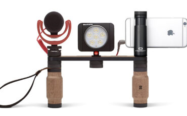 Shoulderpod X1 - Rig Up Your Smartphone!