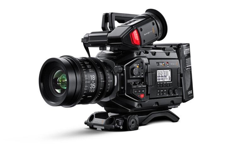 Blackmagic Announce URSA Mini Pro Camera and Two Resolve Control Panels