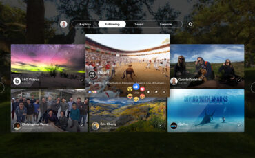 Introducing Facebook 360 for Gear VR