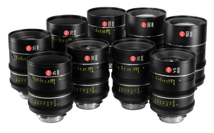 Leica Thalia Lens Line Announced for Alexa 65 and Vista Vision