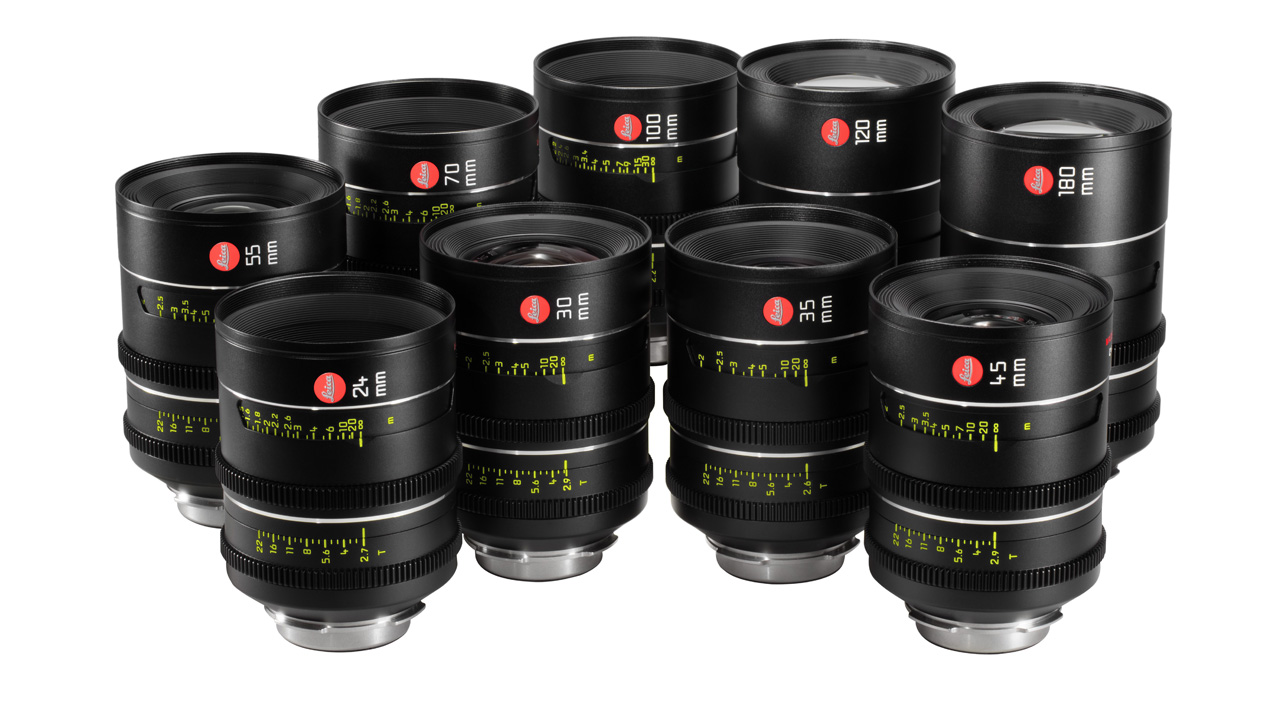 Leica Thalia Lens Line Announced for Alexa 65 and Vista Vision