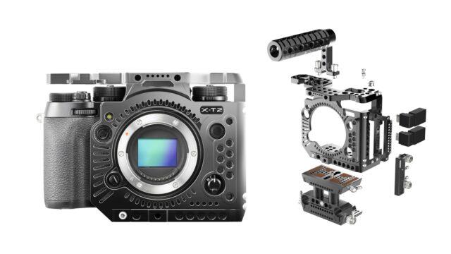 LockCircle Kinetics XT2 Fujifilm X-T2 cage