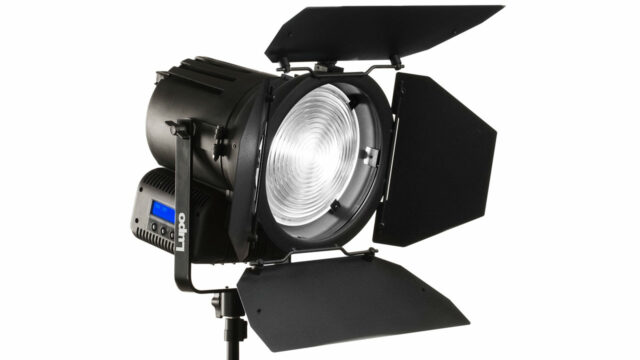 Lupo DayLED 2000 Fresnel Front