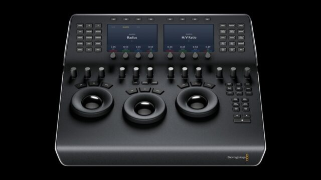 Blackmagic Resolve Mini Panel