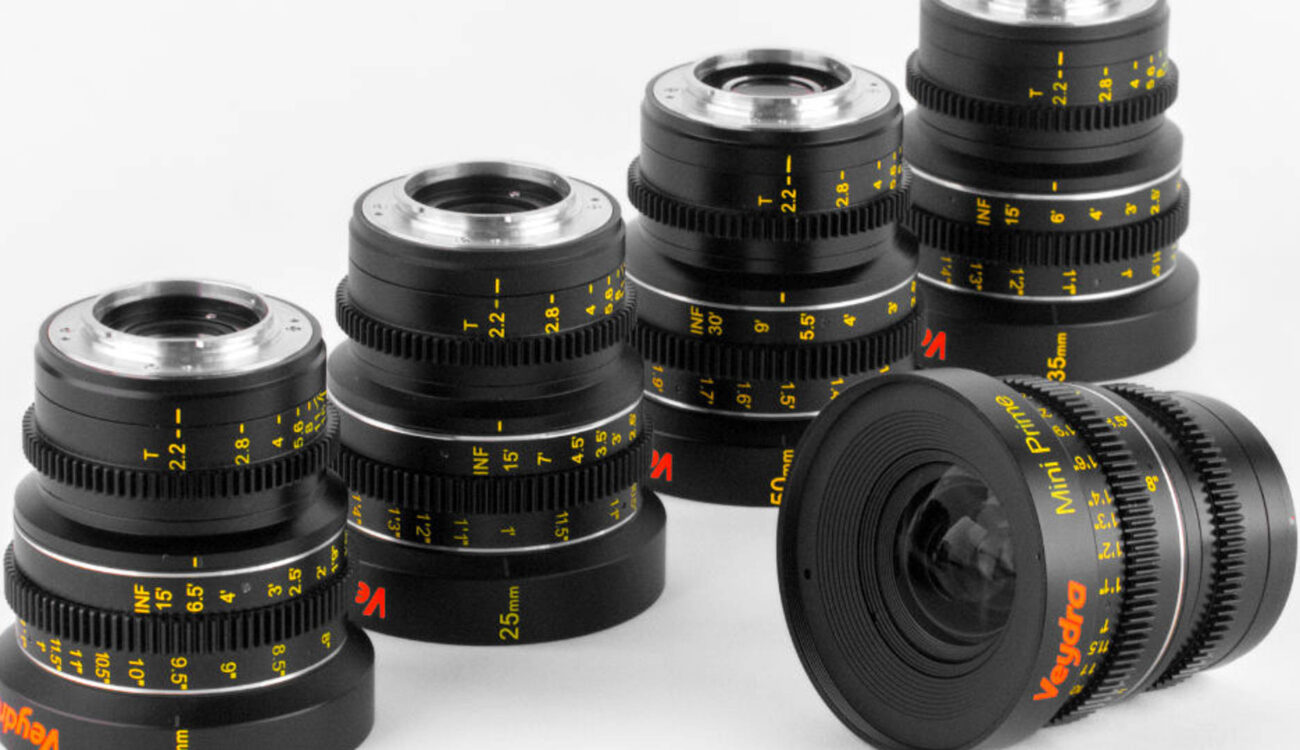 200 Veydra Lenses Stolen from Company HQ