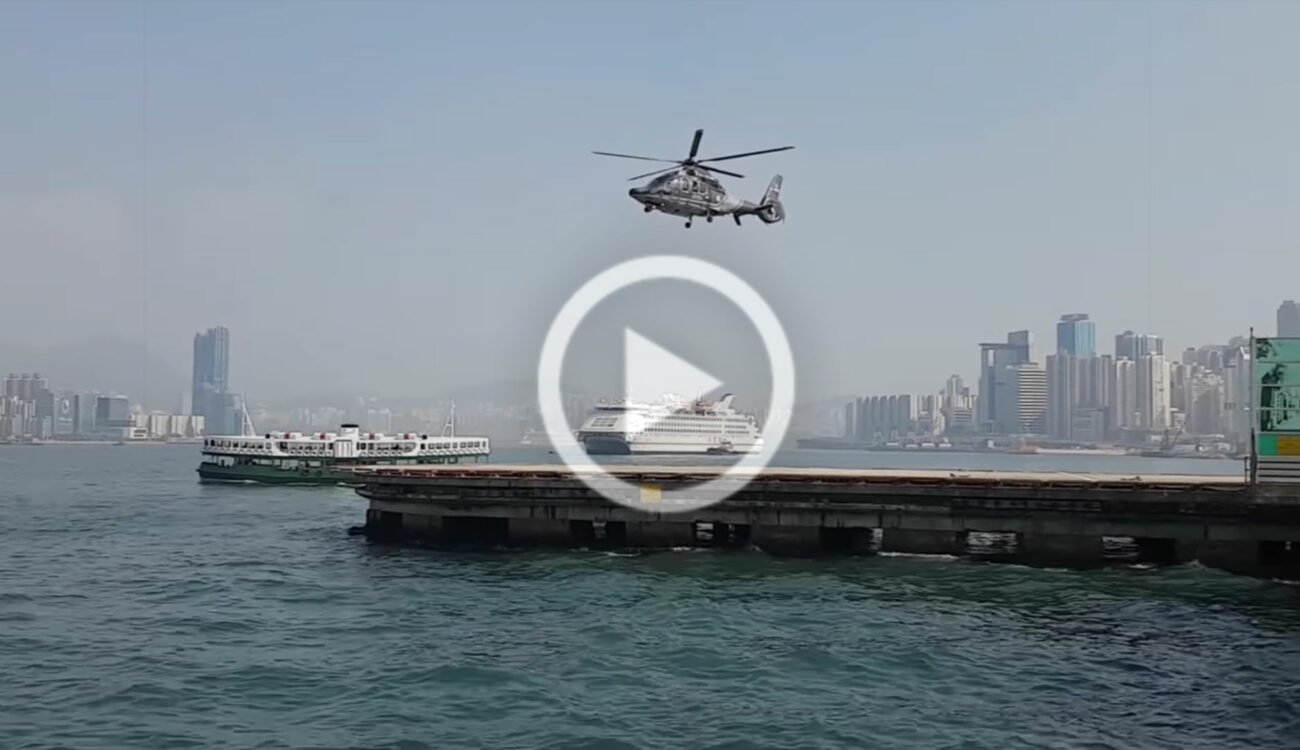 The Floating Helicopter Viral Video - How It Was Shot