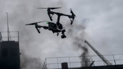 Drones are Saving Dozens of Lives -- According to new report from DJI