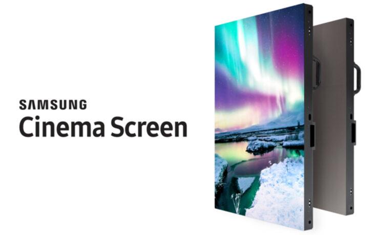 Samsung Unveils High Dynamic Range 4K LED Cinema Display