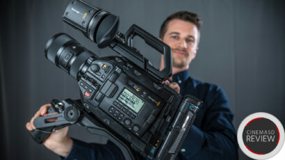 Blackmagic Design URSA Mini Pro Review - Hands-On Video