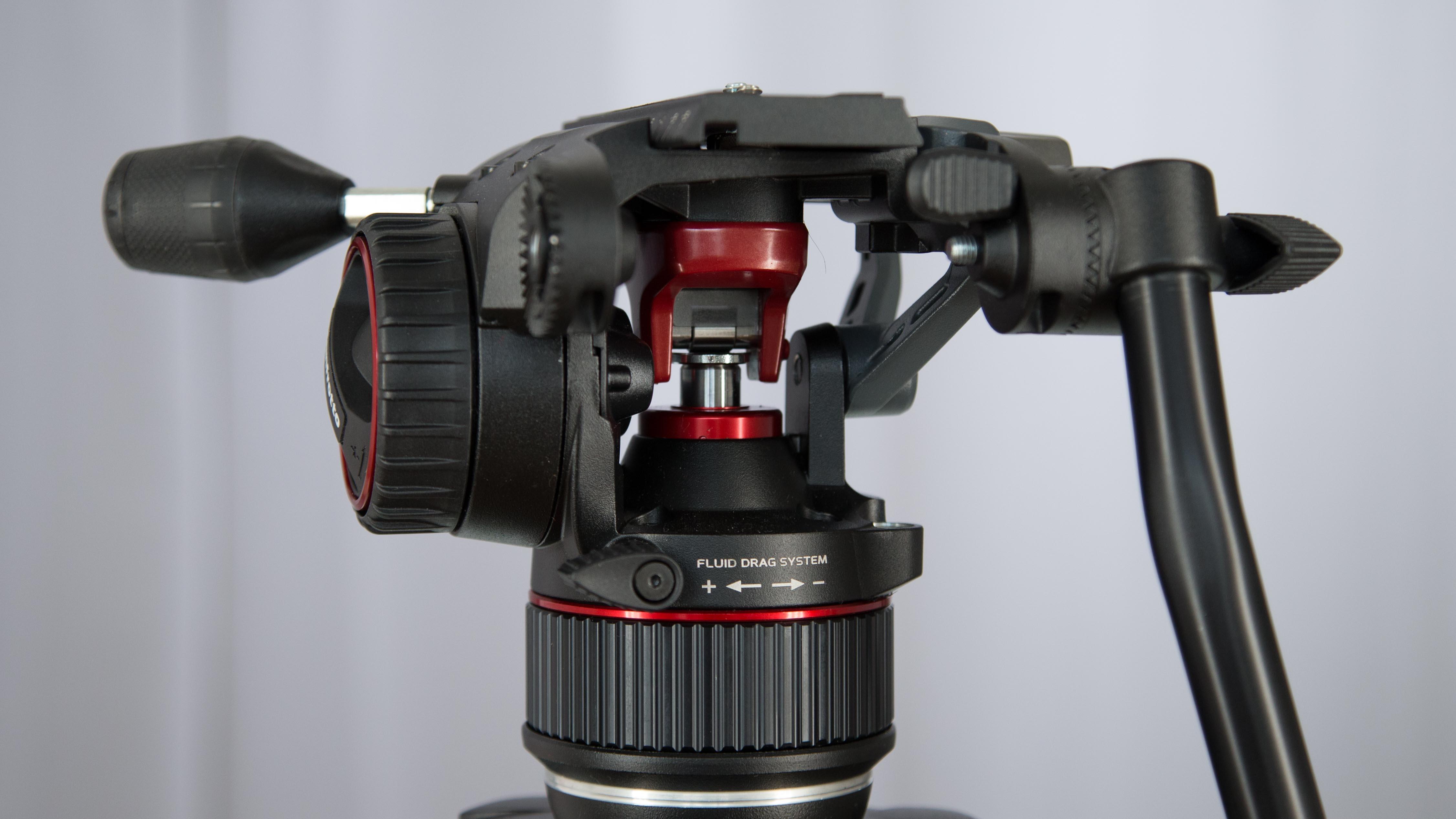 マンフロット(Manfrotto) Nitrotech N8 - コンパクトな三脚ヘッドシリーズを発表