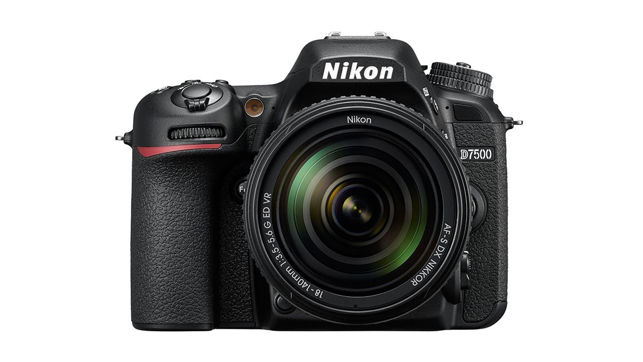 Nikon D7500 Announced - 4K-Capable Crop Sensor DSLR