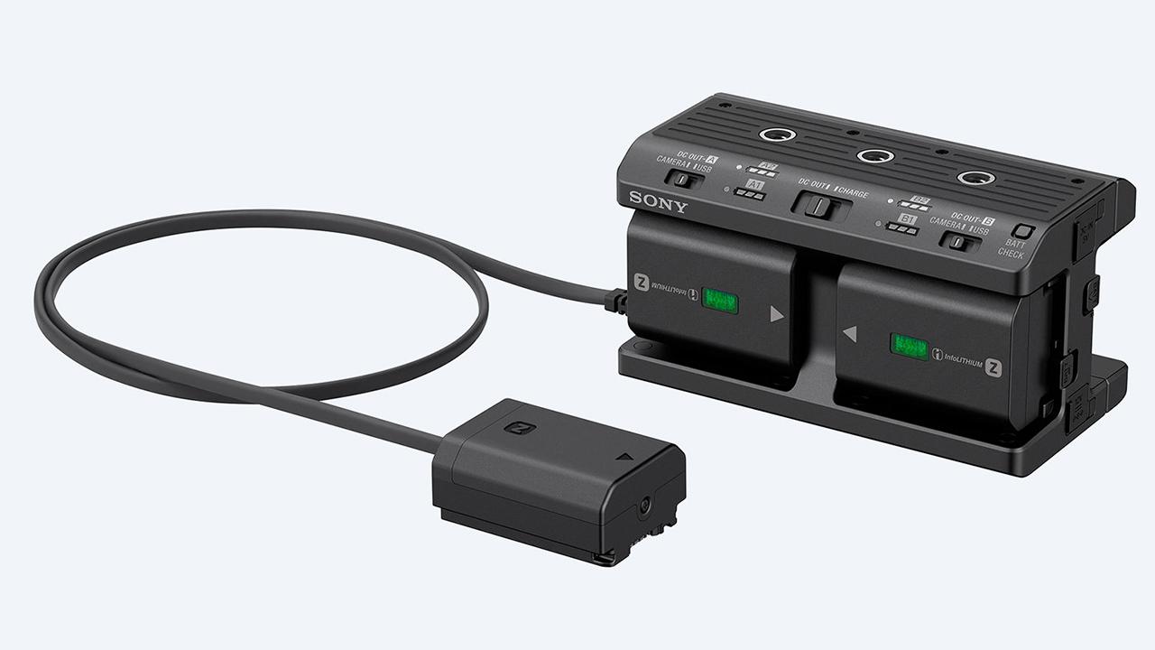 ソニーが4連バッテリーチャージャーNPA-MQZ1Kを発表