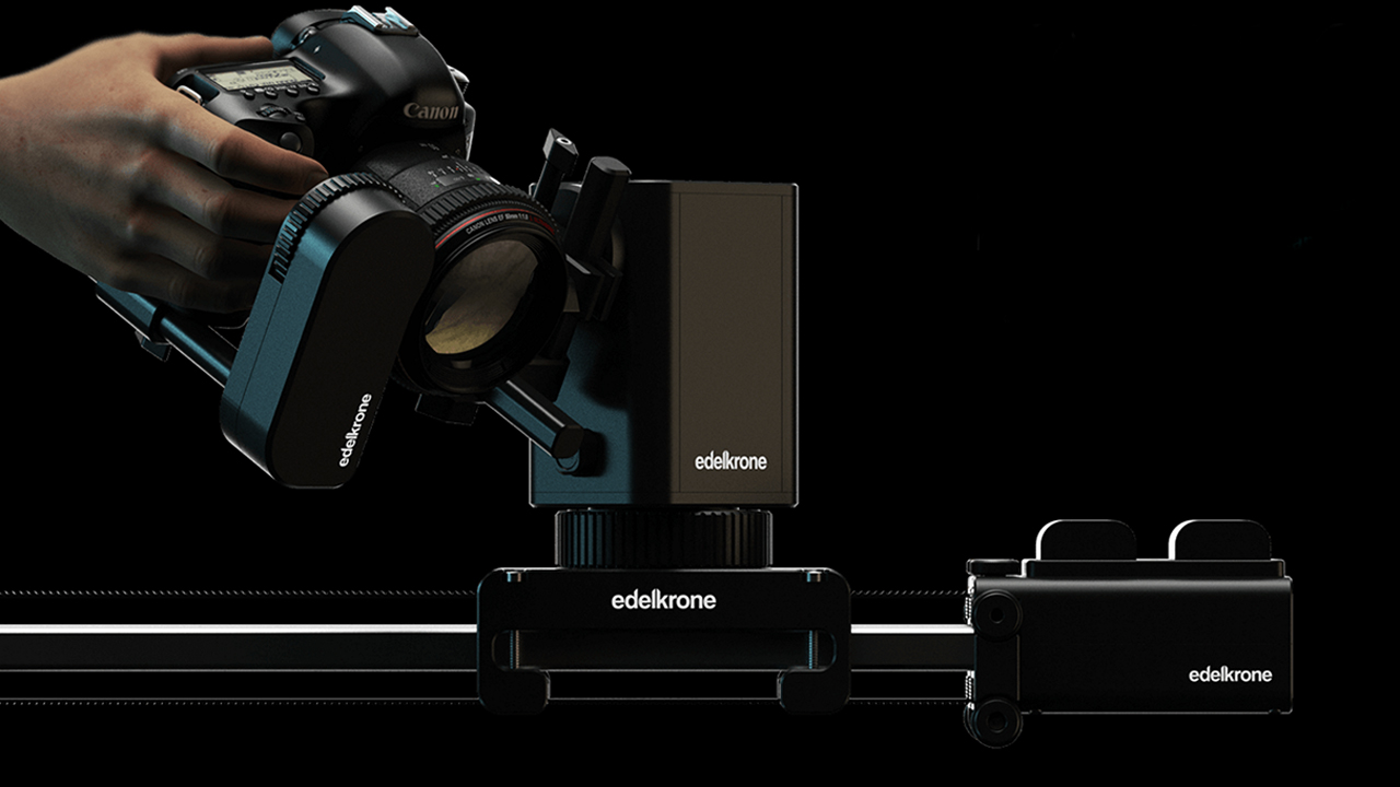 Edelkrone Announces SliderPlus X and Motion Kit