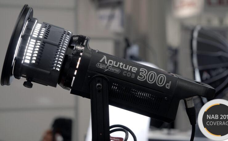 Aputure Light Storm C300d - Fight the Sun