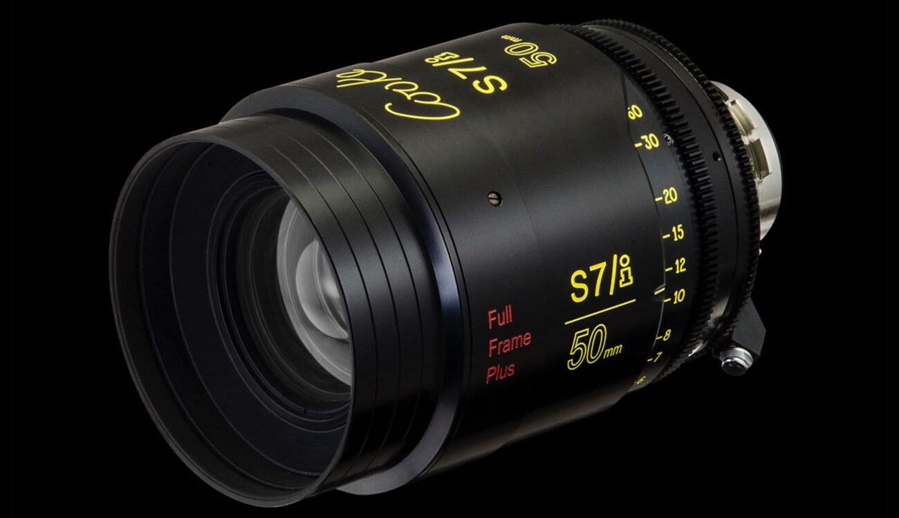 Cooke Optics Reveals S7/i Full Frame Plus Lenses