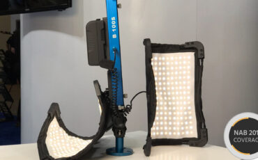 Dracast Flexible LED Panel - Portable and Flexible... Literally!