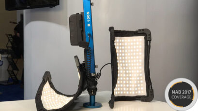 Dracast Flexible LED Panel - Portable and Flexible... Literally!