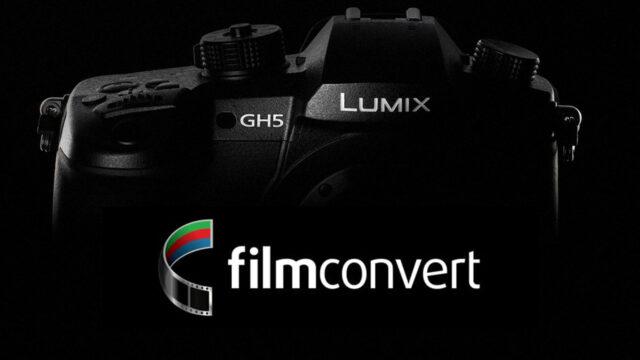 FilmConvert GH5