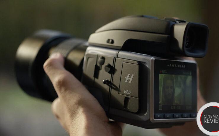 Hasselblad H6D-100c Review - Shooting Medium-Format Video