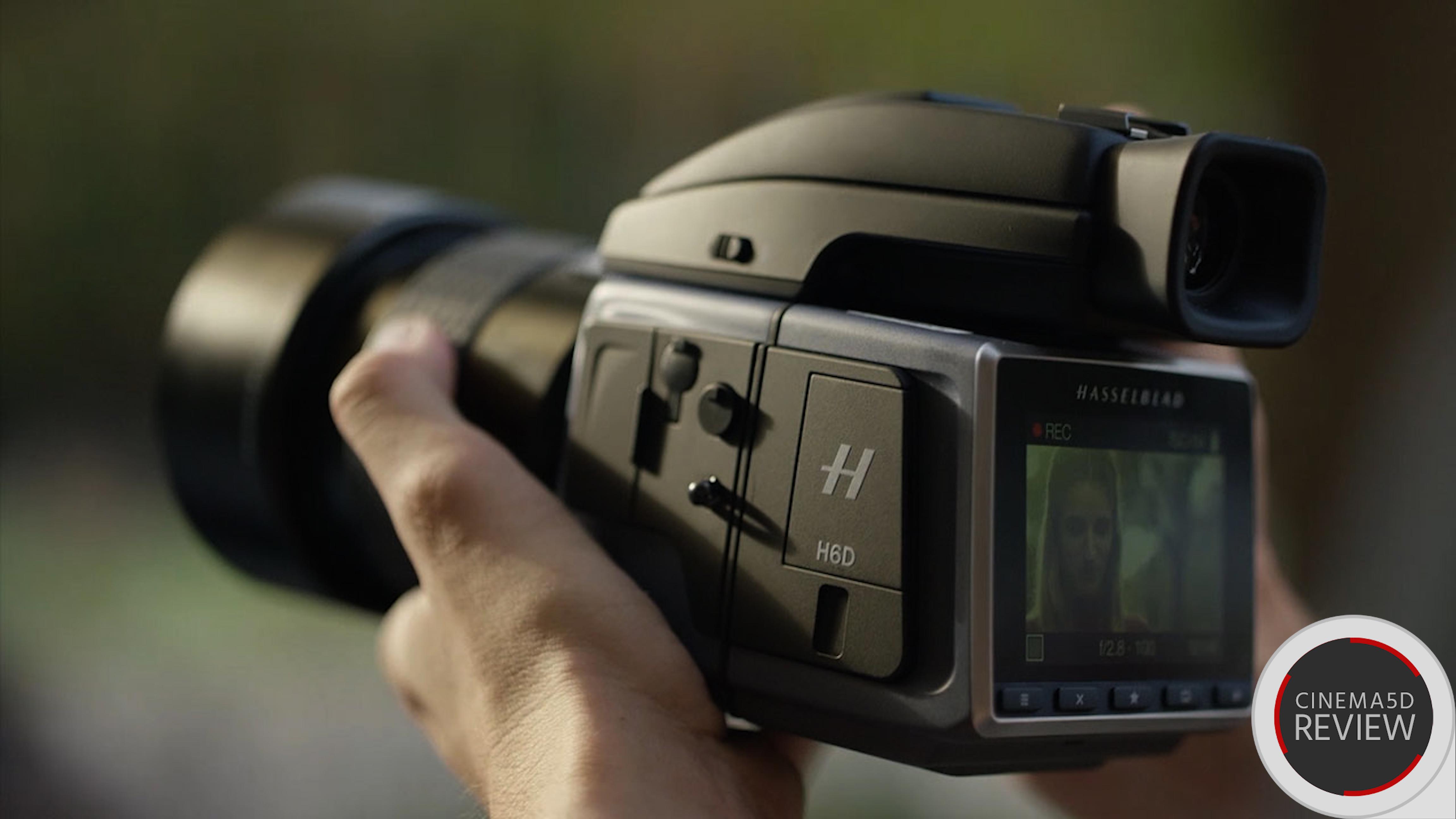 ハッセルブラッド(Hasselblad)H6D-100cレビュー - 中判カメラでビデオを撮る