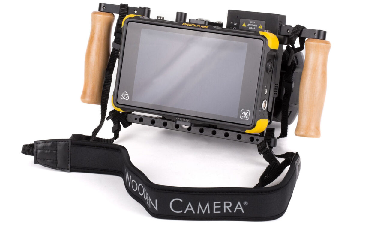Wooden Camera Releases Director's Monitor Cage v2