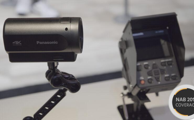 Panasonic POVCAM and AG-UMR20 Portable Recorder Unveiled