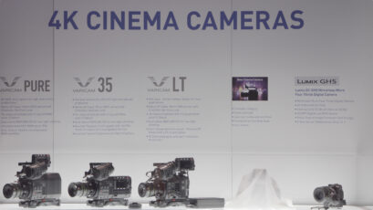 Panasonic Varicam Mini? - What Should We Expect From Panasonic's Latest Announcement
