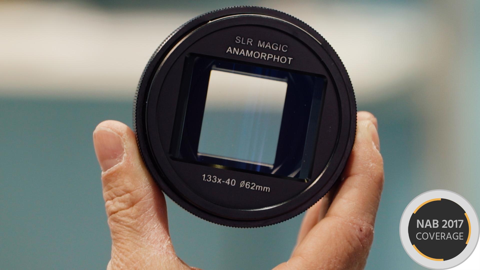 SLR Magicがアナモフィックアダプター Anamorphot を発表