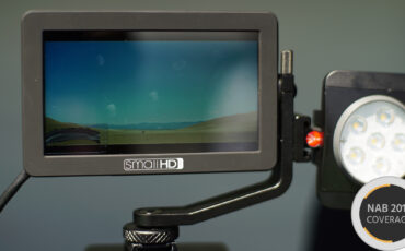 "SmallHD FOCUS - 5"" Monitor for $499"