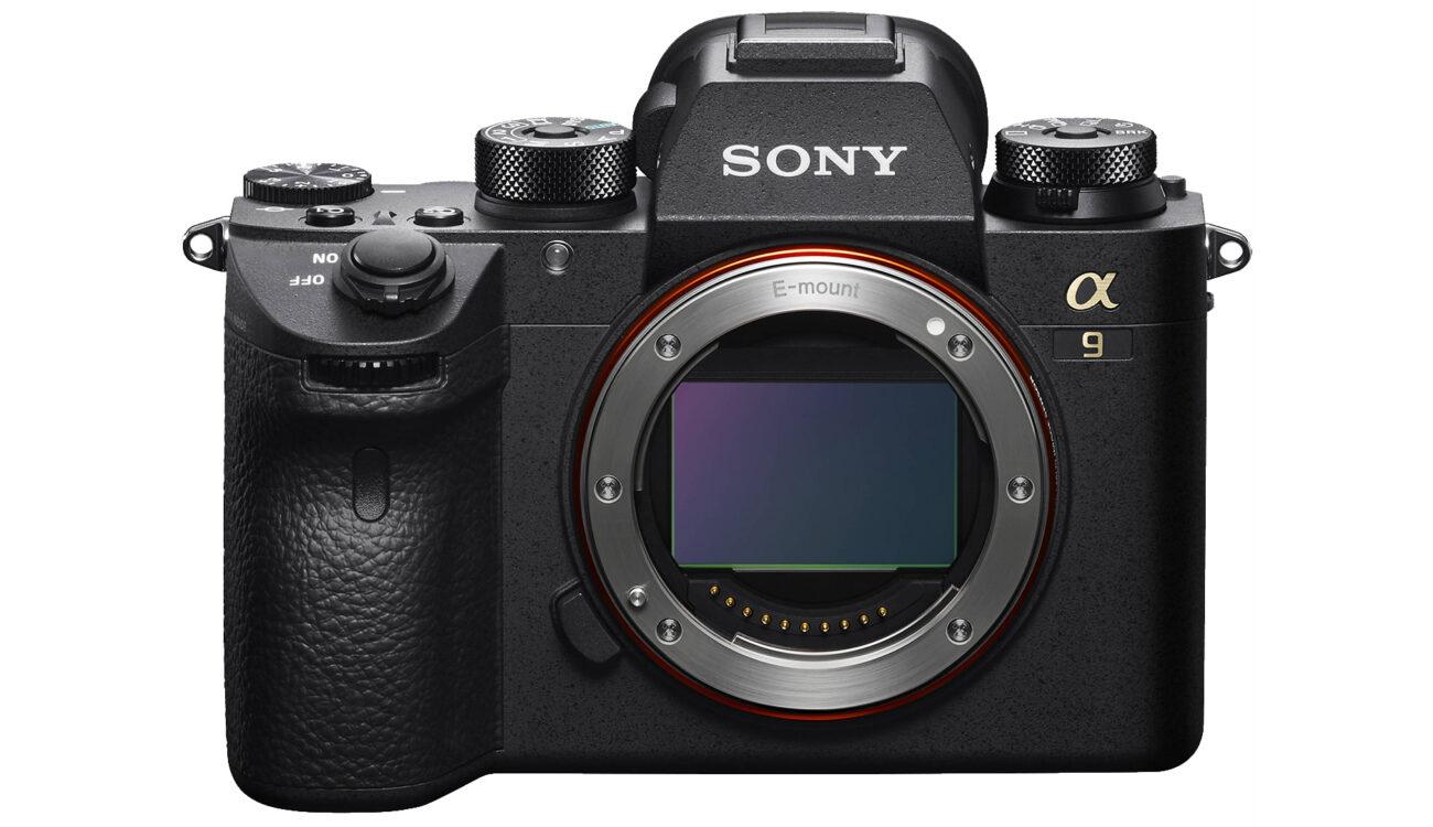 Sony Alpha a9 Camera - Finally Unveiled